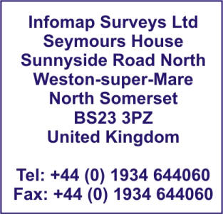 Infomap Surveys Address, Telephone and Fax Numbers